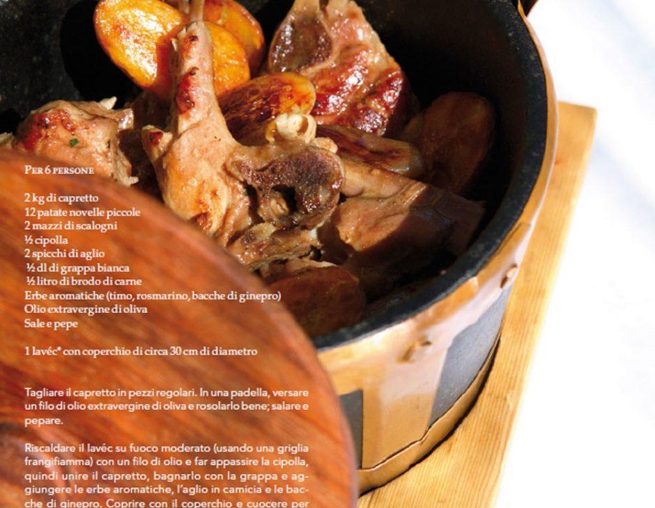 Cucina di Montagna - Le Alpi Centrali - Libro di MARCHI, Paolo ...
