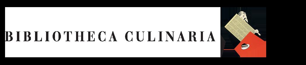 Bibliotheca Culinaria